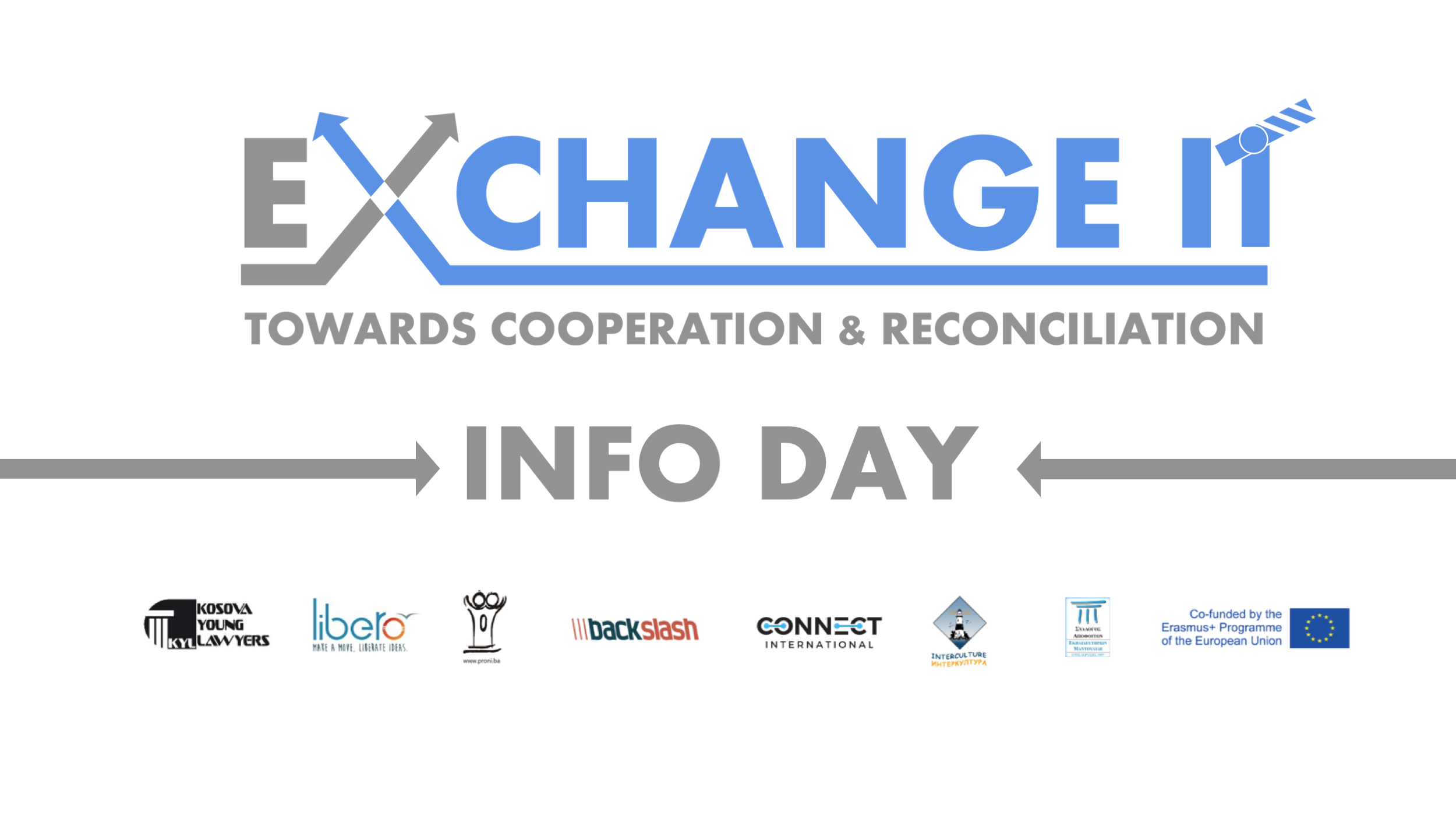 Exchange It – Info Day