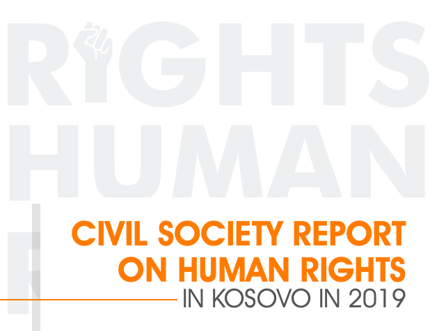LAUNCH OF THE FIRST JOINT CIVIL SOCIETY REPORT ON HUMAN RIGHTS IN KOSOVO